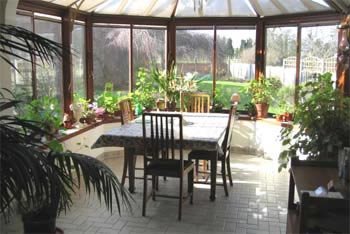 Dining room - Conservatory